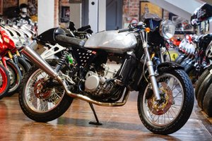 Picture of 2009 CCM CR-40 Cafe Racer Only 2,859 miles