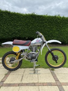 CCM 580cc works replica