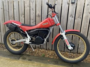 Picture of 1988 CCM ARMSTRONG VERY RARE AIR COOLED MONO TRIALS