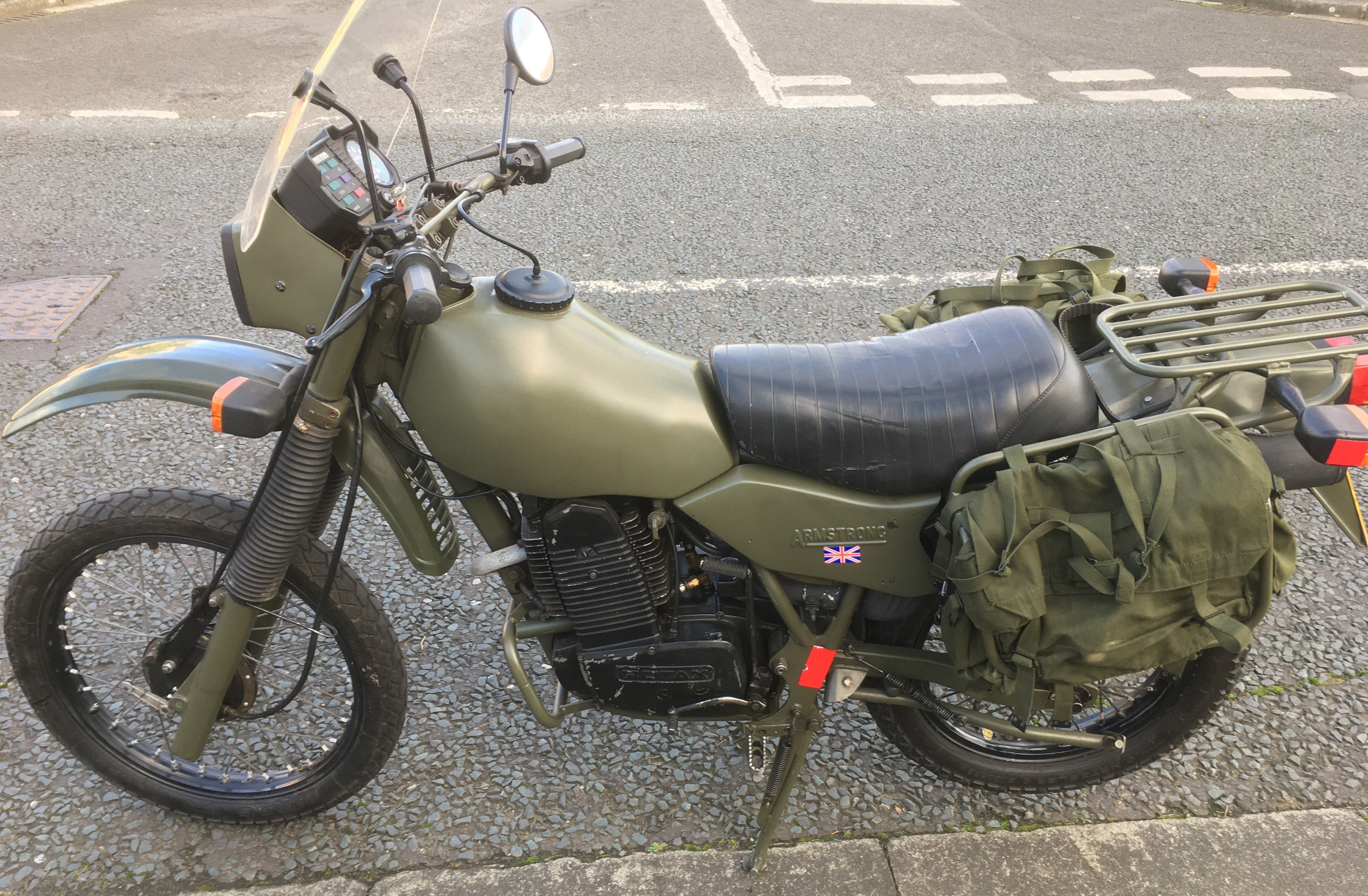 Picture of 1986 Armstrong MT500 Ex military bike, by CCM of Bolton