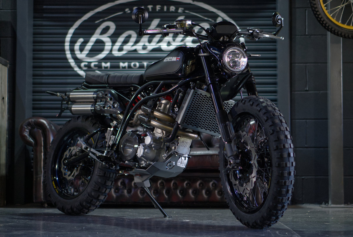 2021 CCM Spitfire Blackout: Style Meets Substance For Sale (picture 17 of 18)