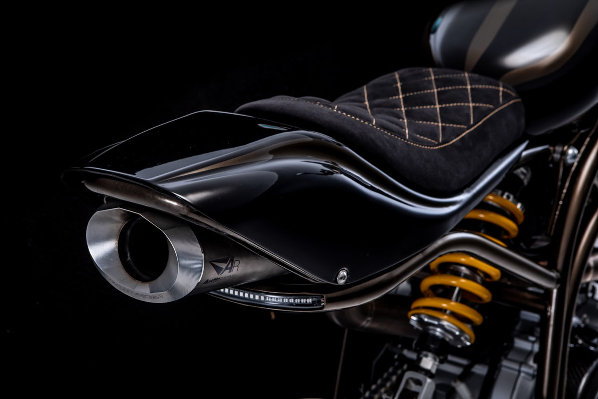 2021 CCM Carl Fogarty Stealth edition For Sale (picture 7 of 7)