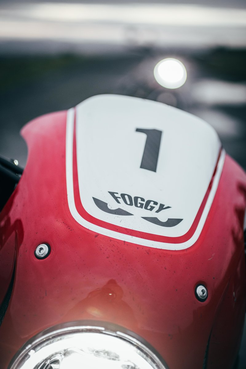2021 CCM Carl Fogarty Special For Sale (picture 9 of 12)