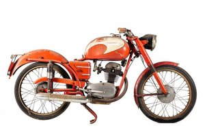 C.1957 CECCATO 125CC PROJECT (LOT 540) For Sale by Auction