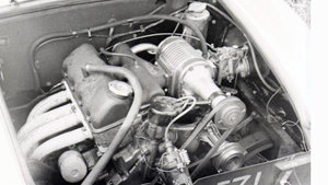 1971 CG PROTOTYPE 548 simca ready to race Porsche Gearbox