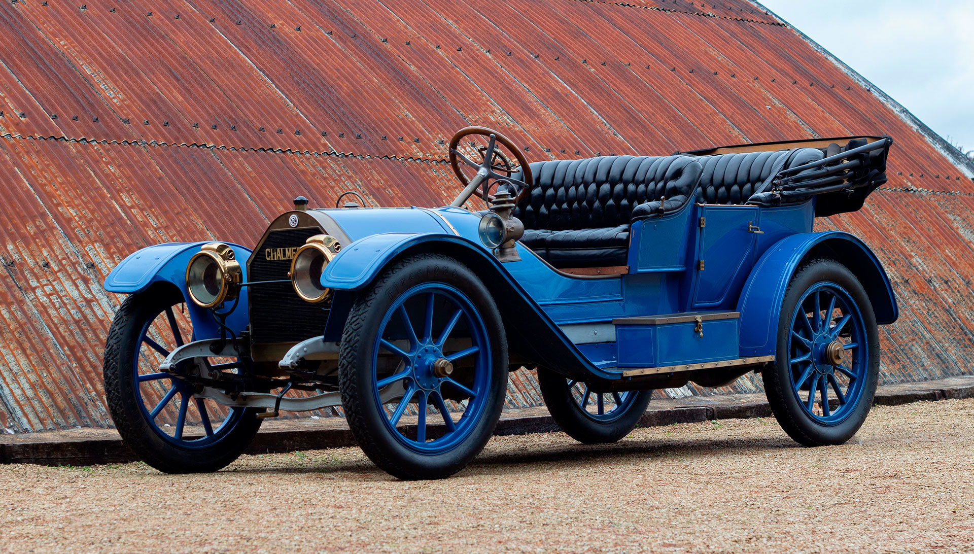 1911 Chalmers-Detroit Model 30 Open Tourer For Sale (picture 1 of 20)