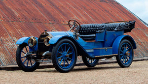 1911 Chalmers-Detroit Model 30 Open Tourer