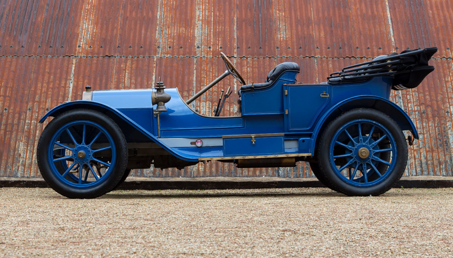 1911 Chalmers-Detroit Model 30 Open Tourer For Sale (picture 2 of 20)