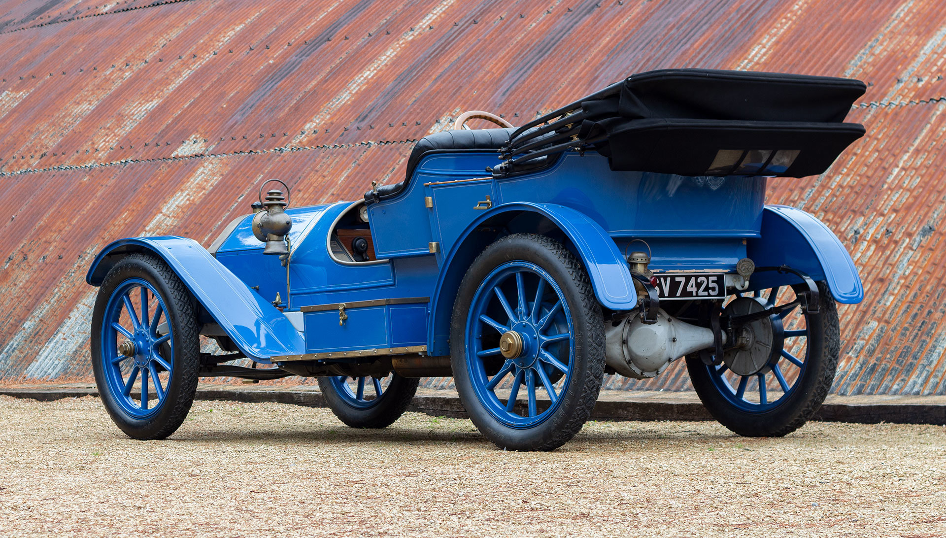1911 Chalmers-Detroit Model 30 Open Tourer For Sale (picture 3 of 20)