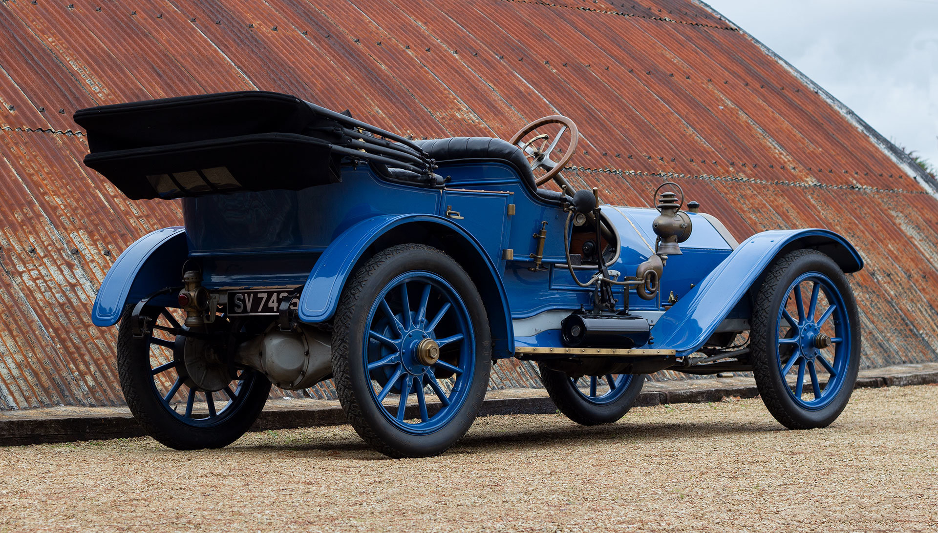 1911 Chalmers-Detroit Model 30 Open Tourer For Sale (picture 5 of 20)
