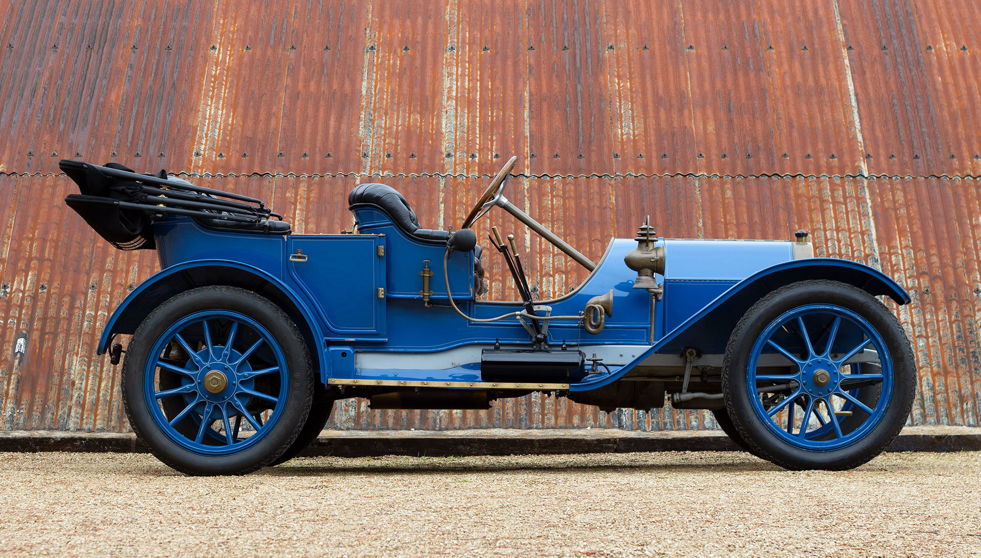 1911 Chalmers-Detroit Model 30 Open Tourer For Sale (picture 6 of 20)
