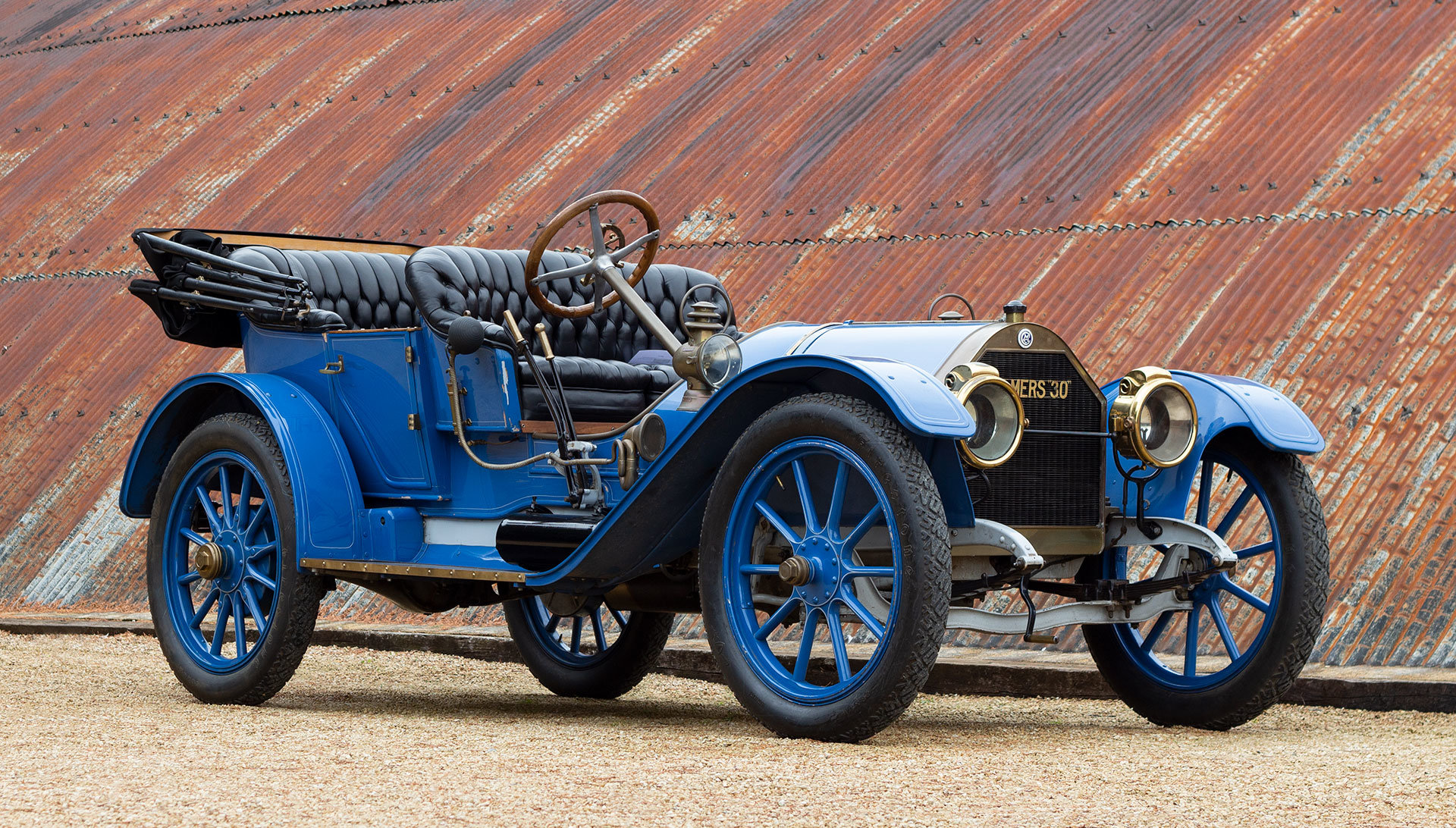 1911 Chalmers-Detroit Model 30 Open Tourer For Sale (picture 7 of 20)