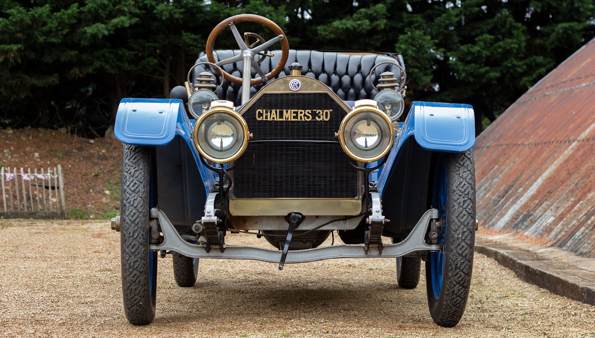 1911 Chalmers-Detroit Model 30 Open Tourer For Sale (picture 8 of 20)