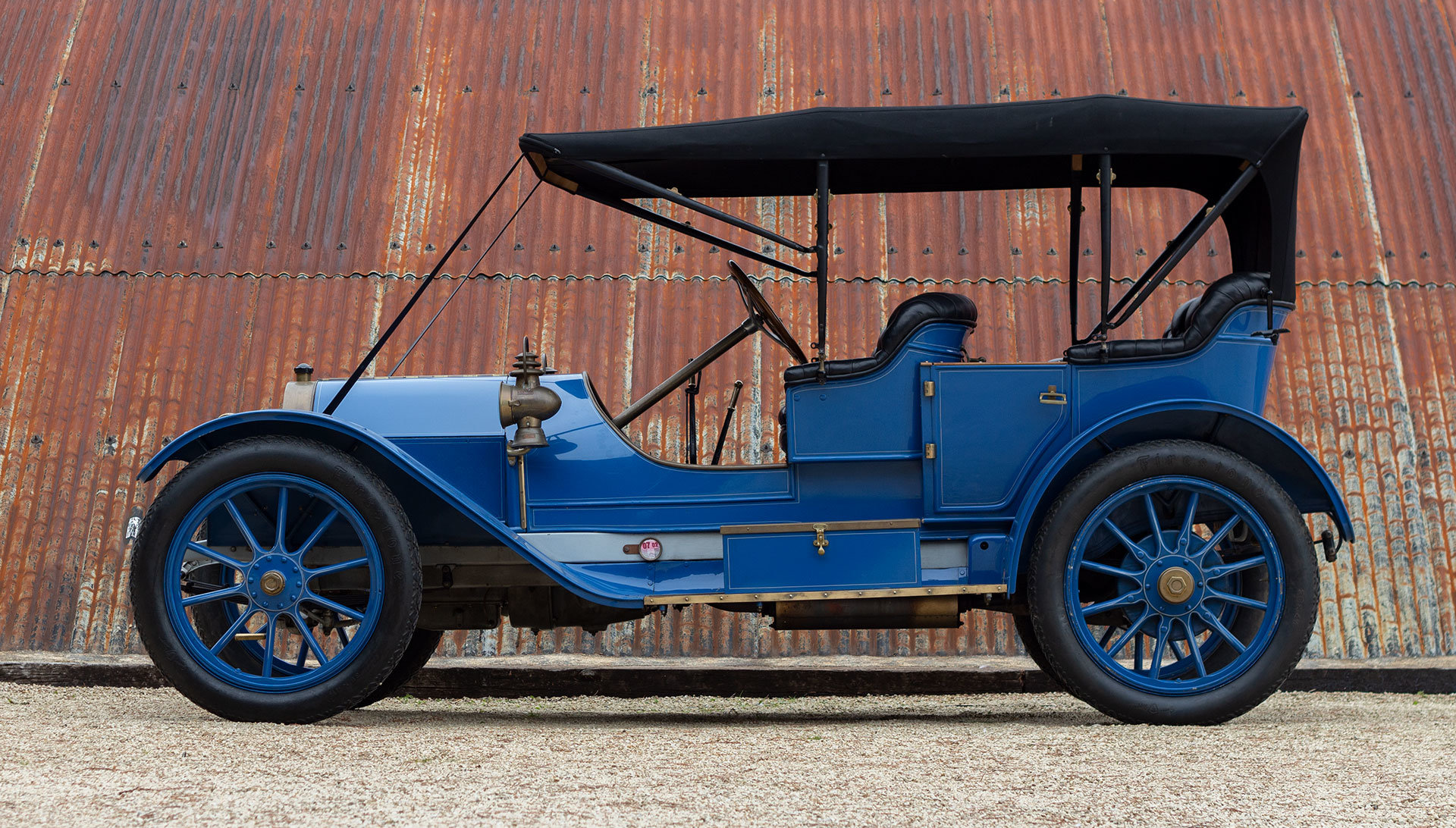 1911 Chalmers-Detroit Model 30 Open Tourer For Sale (picture 9 of 20)