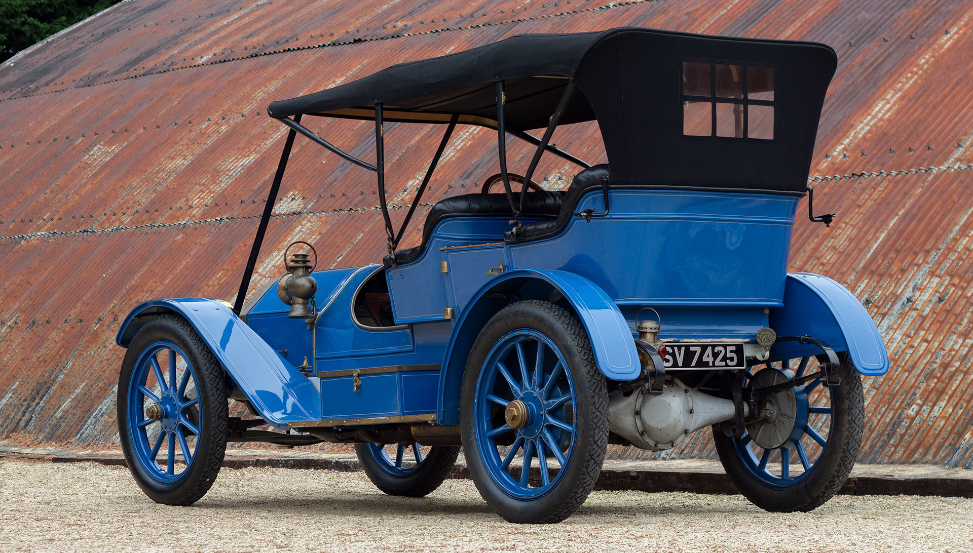 1911 Chalmers-Detroit Model 30 Open Tourer For Sale (picture 10 of 20)