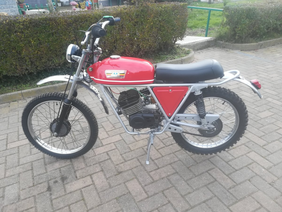 1972 MOTO NEGRINI CROSS 5 SPEED For Sale (picture 1 of 5)