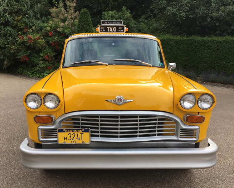 1981 New York checker and crown Victoria  taxi hire For Hire (picture 3 of 6)