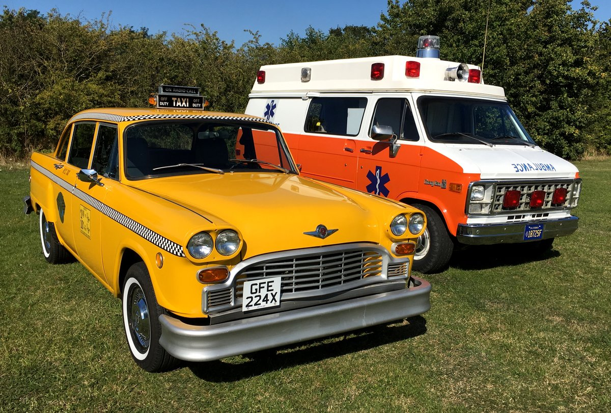 1981 New York checker and crown Victoria  taxi hire For Hire (picture 4 of 6)