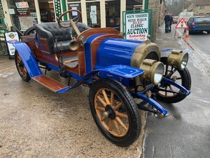 1908 Chenard & Walcker Roadster SOLD by Auction