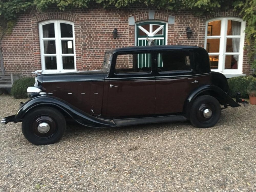 1934 Chenard Walcker Y10D For Sale (picture 1 of 6)