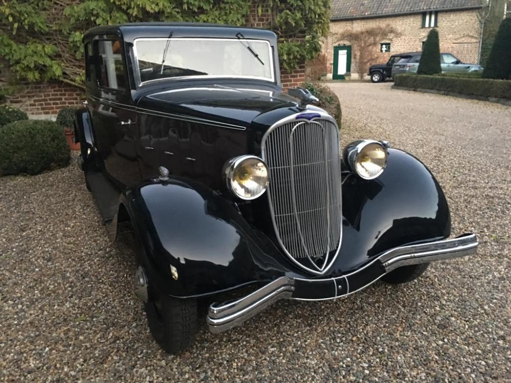 1934 Chenard Walcker Y10D For Sale (picture 4 of 6)