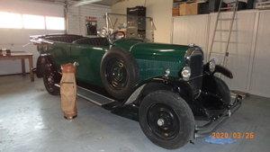 1932 Chenard et Walcker T11