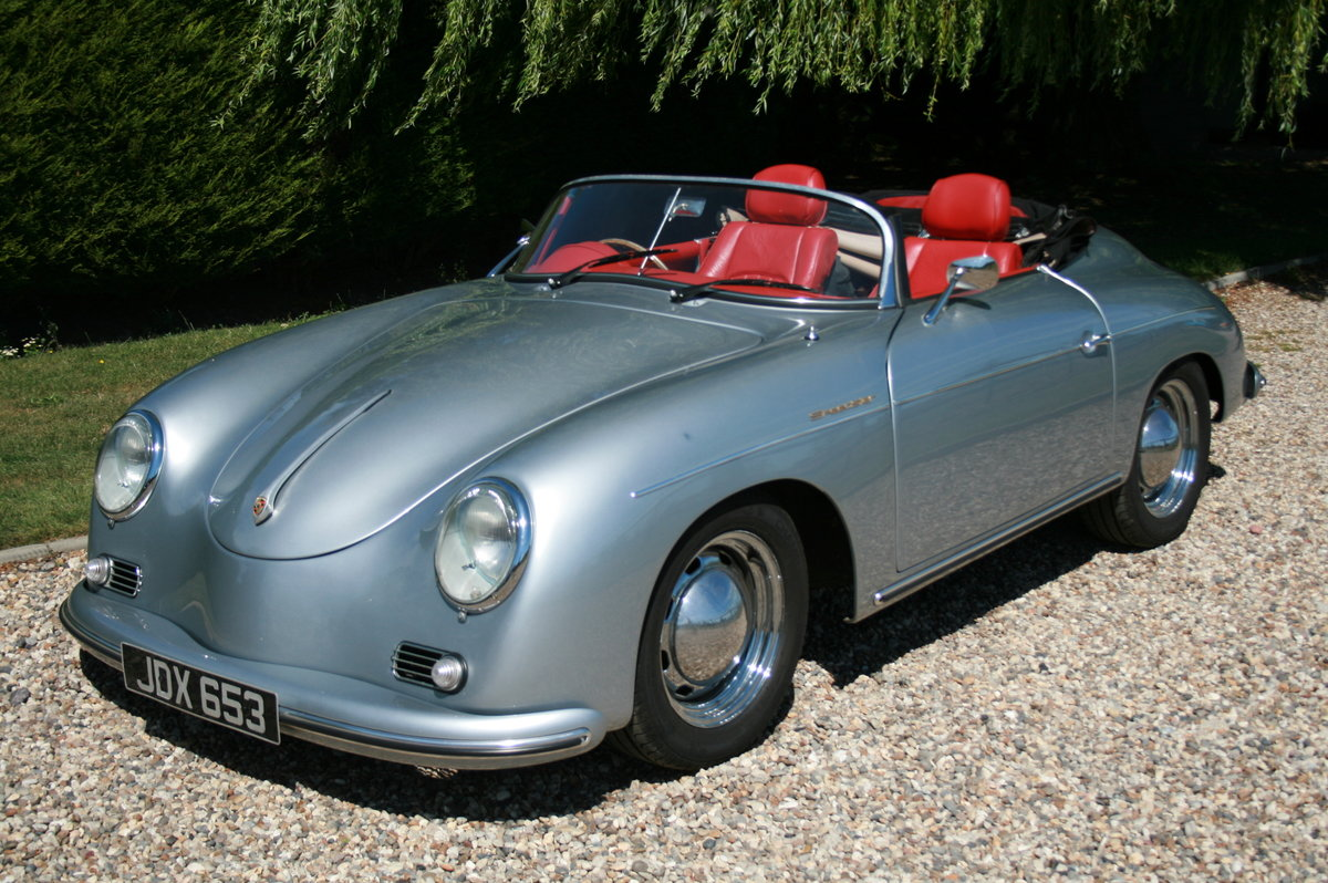 1959 Chesil Speedster 356 Replica.NOW SOLD,MORE REQUIRED (picture 1 of 6)