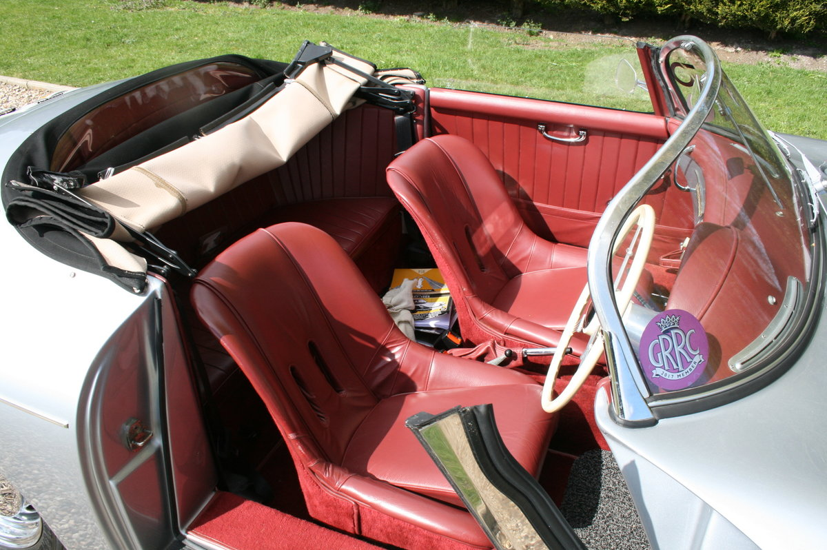 1972 Factory Built Chesil Speedster.Fabulous Example For Sale (picture 8 of 21)