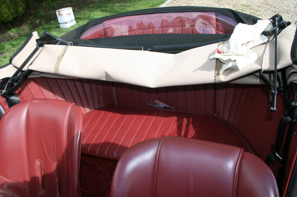 1972 Factory Built Chesil Speedster.Fabulous Example For Sale (picture 16 of 21)