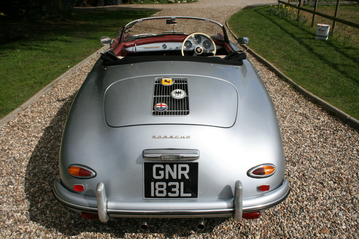 1972 Factory Built Chesil Speedster.Fabulous Example For Sale (picture 19 of 21)