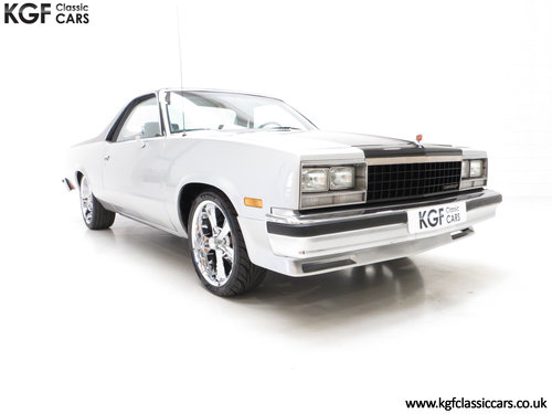 1984 A Muscular Chevrolet El Camino Super Sport 5.0L V8 SOLD (picture 1 of 6)