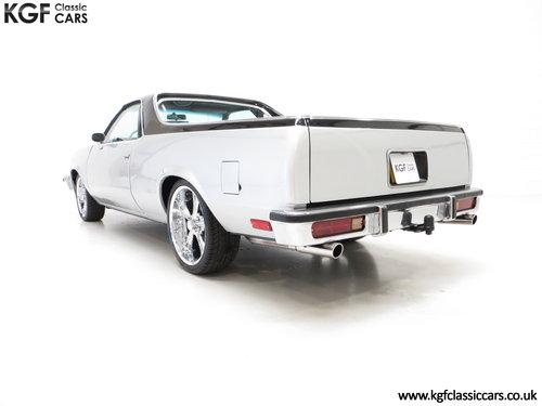 1984 A Muscular Chevrolet El Camino Super Sport 5.0L V8 SOLD (picture 4 of 6)