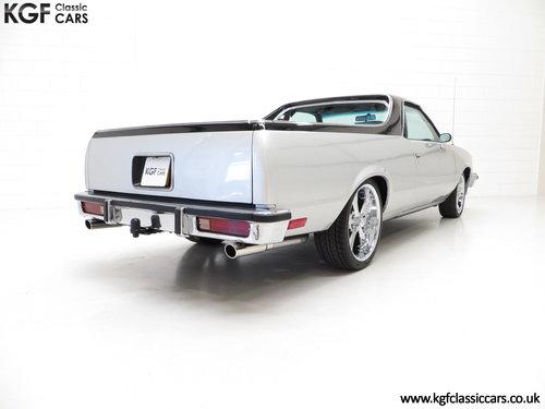 1984 A Muscular Chevrolet El Camino Super Sport 5.0L V8 SOLD (picture 5 of 6)