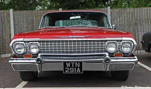 1963 Chevy Impala SS 409 Real Muscle car 4 speed 2 door SOLD (picture 2 of 6)