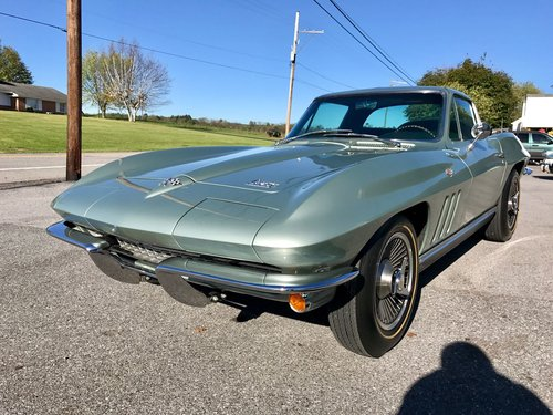 Chevrolet Corvette Coupe 1966 For Sale (picture 1 of 6)