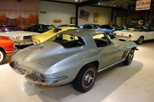 Chevrolet Corvette Coupe 1966 For Sale (picture 2 of 6)