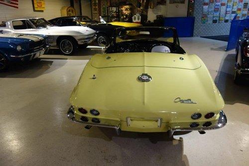 1965 Chevrolet Corvette Convertible C2 For Sale (picture 2 of 6)