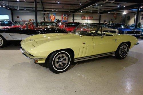 1965 Chevrolet Corvette Convertible C2 For Sale (picture 3 of 6)