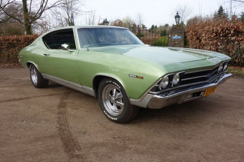 Chevrolet Chevelle 1969 For Sale (picture 1 of 6)