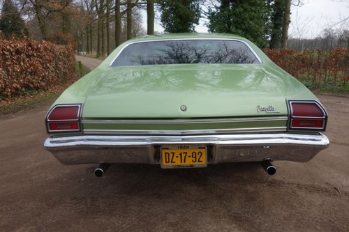 Chevrolet Chevelle 1969 For Sale (picture 2 of 6)