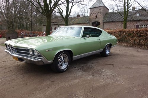 Chevrolet Chevelle 1969 For Sale (picture 3 of 6)