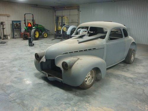 1940 Chevrolet Coupe For Sale (picture 1 of 6)