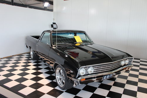 1967 Chevy El camino Pro touring all new build car ! For