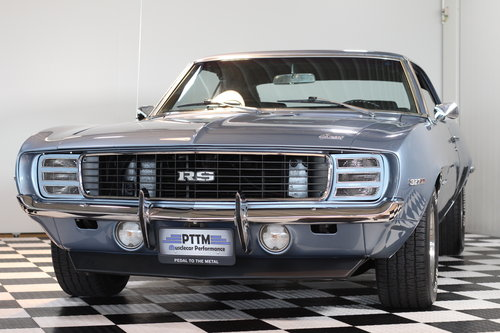 1969 Camaro RS numbers match & restored ! For Sale (picture 1 of 6)