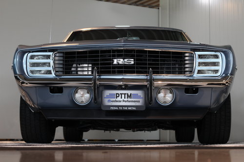 1969 Camaro RS numbers match & restored ! For Sale (picture 5 of 6)