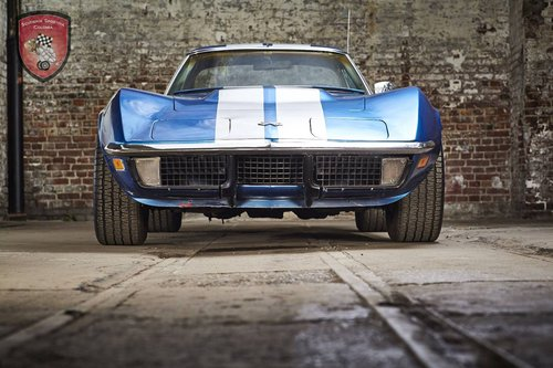 1971 Chevrolet Corvette C3 T-Top big block  For Sale (picture 1 of 6)