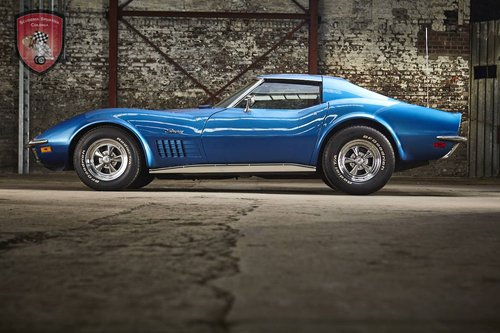 1971 Chevrolet Corvette C3 T-Top big block  For Sale (picture 2 of 6)