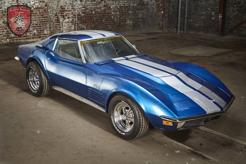 1971 Chevrolet Corvette C3 T-Top big block  For Sale (picture 3 of 6)