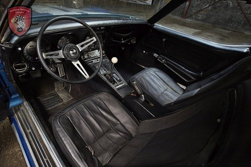 1971 Chevrolet Corvette C3 T-Top big block  For Sale (picture 5 of 6)
