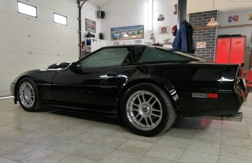 Chevrolet Corvette C4 For Sale (picture 3 of 6)